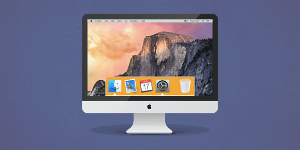 Add extra utility and flair to the tired old Mac Dock.