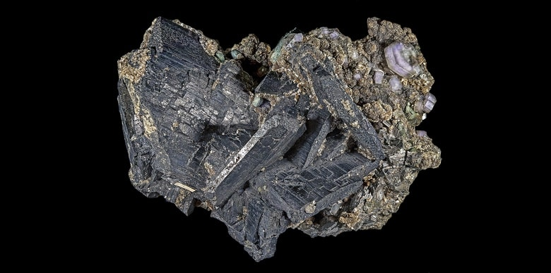 Wolframite is made into Tungsten which is used in iPhones and other Apple devices.