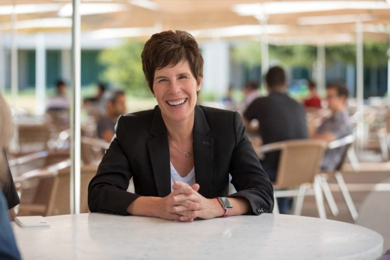 Deirdre O'Brien, a 30-year Apple veteran, will lead Apple's Retail and People teams.