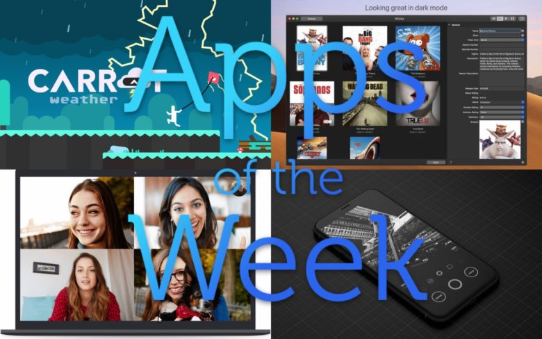 What a feast of fine apps we have for your this week.