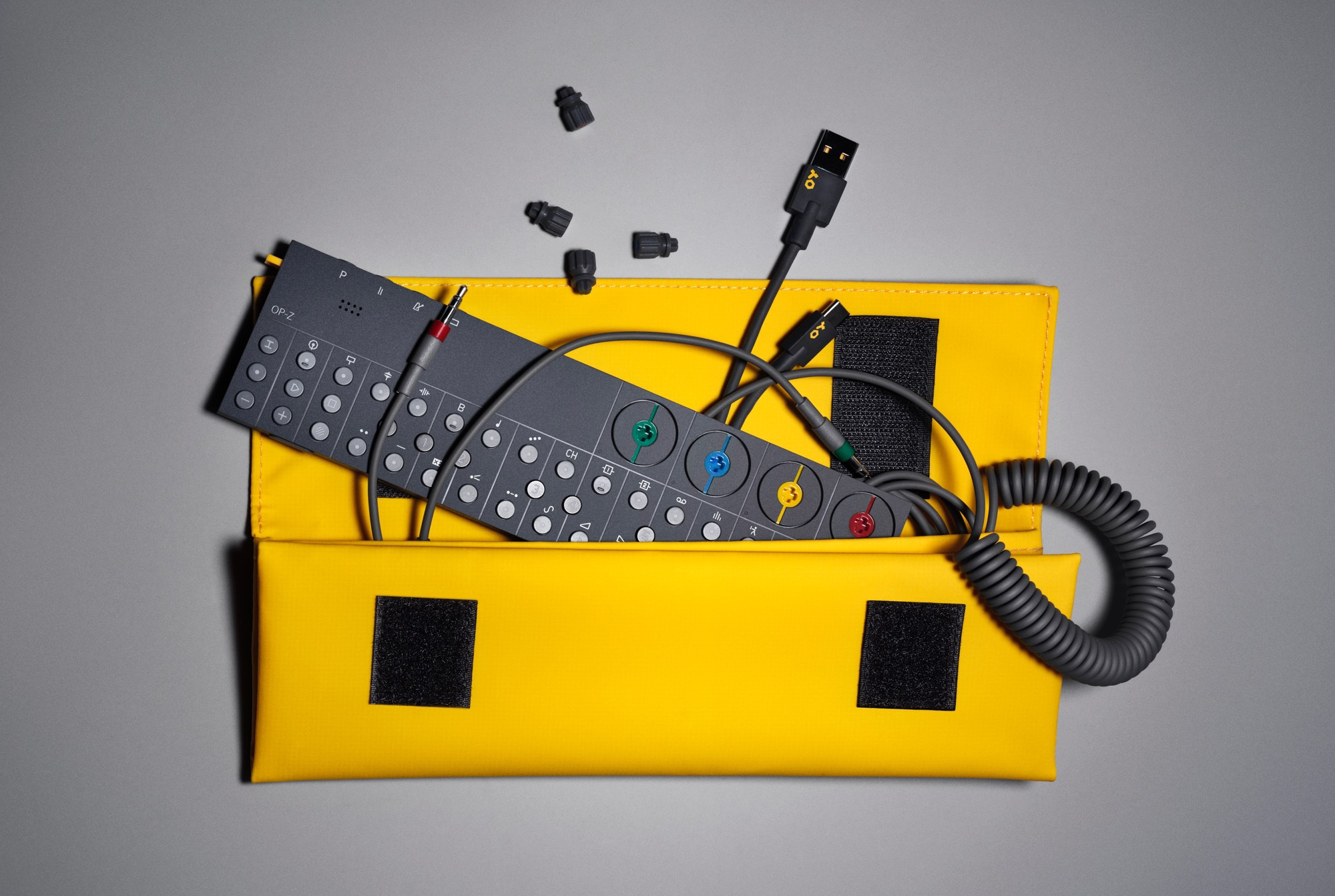 The Teenage Engineering OP-Z is tiny, yet more powerful than you can possibly imagine.
