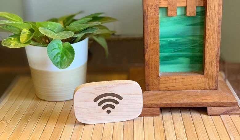 Wifi Porter uses NFC to easily transfer your wireless network's login details to smartphones.