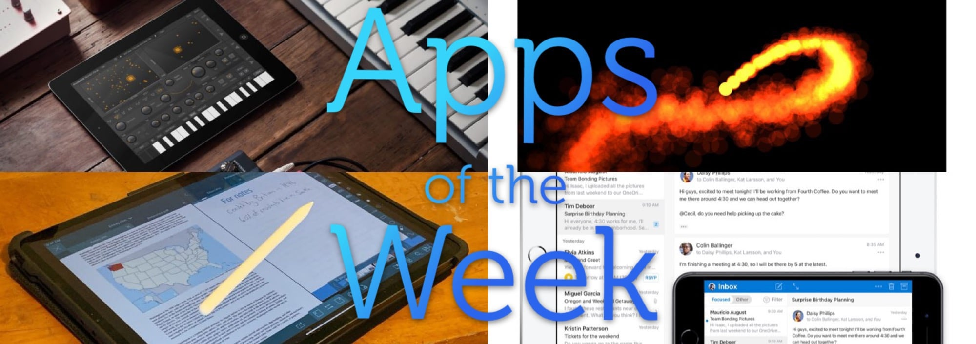 Check out this week's awesome new and updated apps.