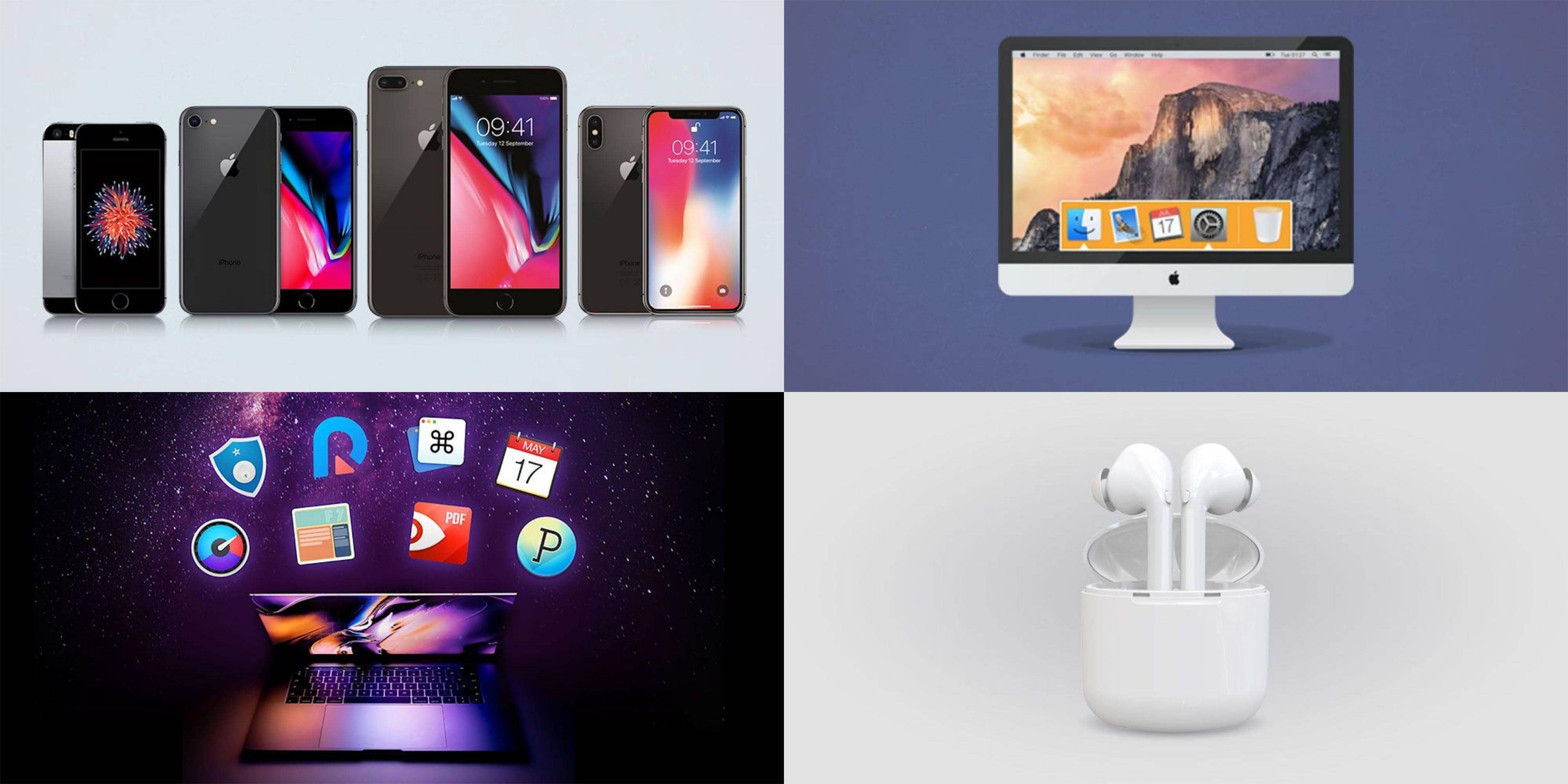 Dig into the four best deals at the Cult of Mac Store this week.