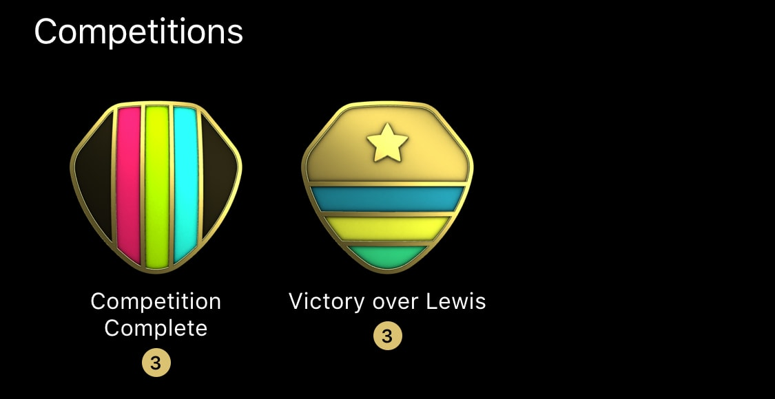 Beat your boss and add some bling to your iPhone trophy cabinet