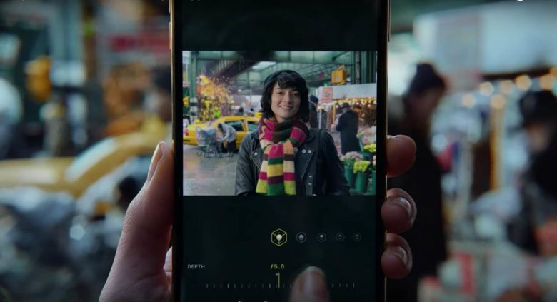 Blur is the new black in Apple's latest iPhone ads | Cult of Mac