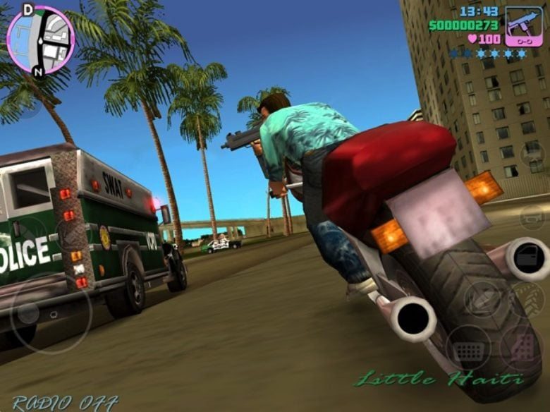 GTA: Vice City looks better than ever on iPhone and iPad Pro