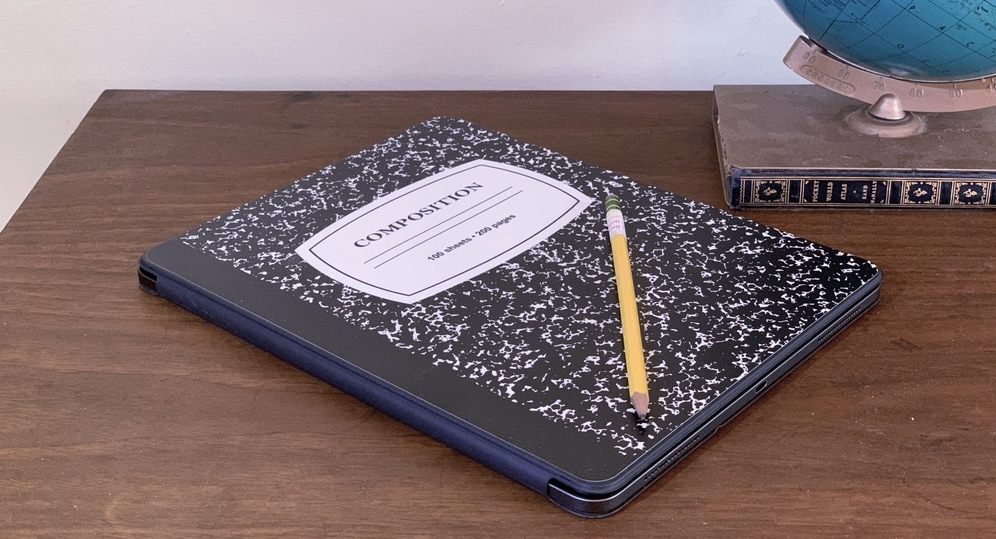 Slickwraps for Apple Smart Keyboard Folio review