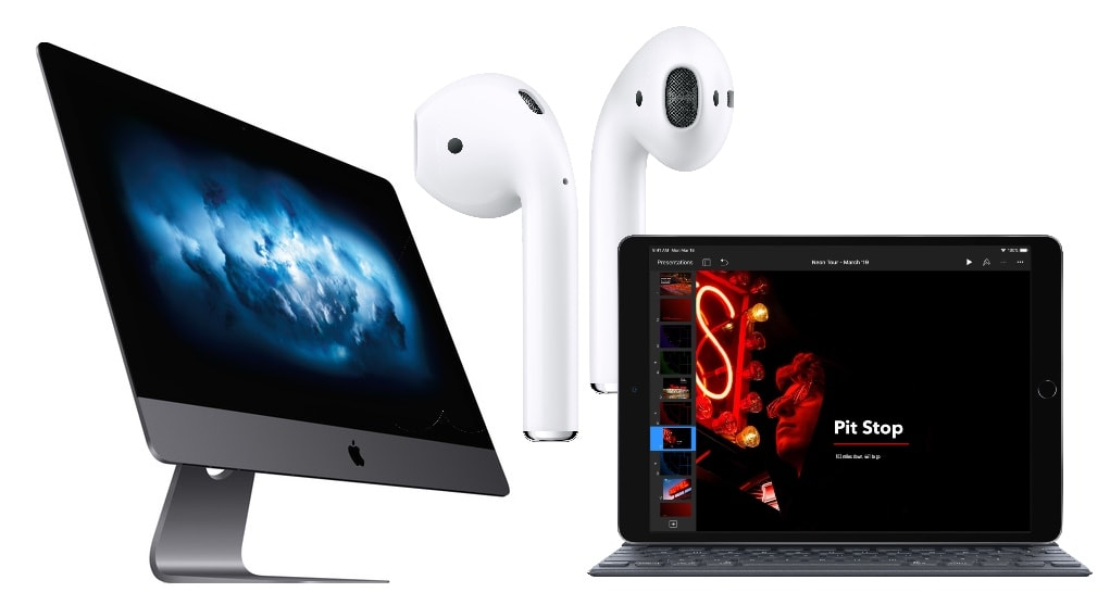 Updated iMacs, AirPods, and iPads have all debuted this week. What's next?
