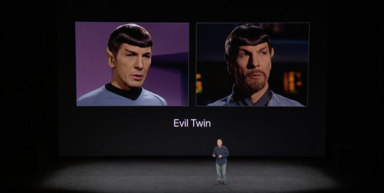Apple admits that Face ID really is susceptible to being tricked by identical twins.