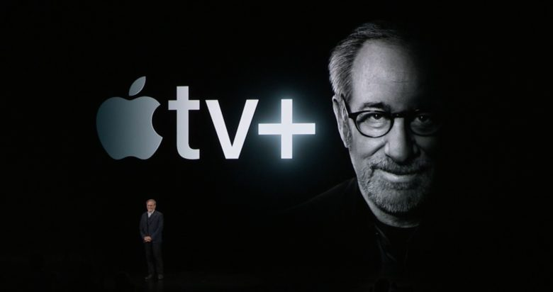 Steven Spielberg announces Amazing Stories for Apple TV Plus.