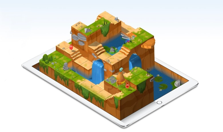 Swift Playgrounds uses iPads to teach kids programming.