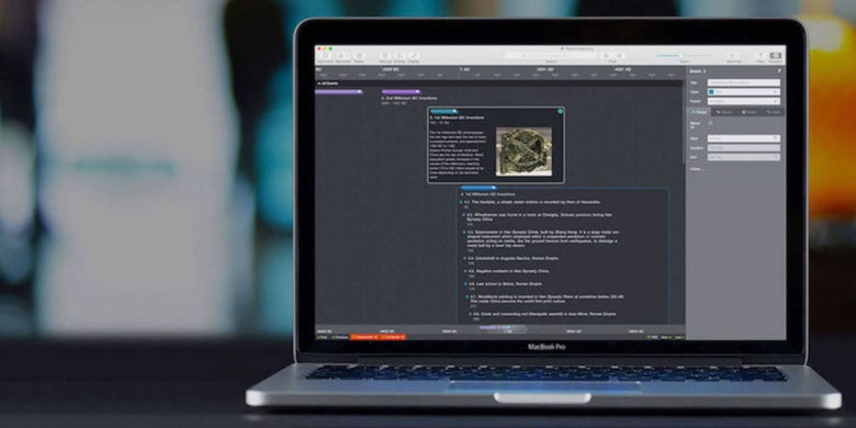Stay on top of deadlines and complex projects with this intuitive, powerful timeline tool.