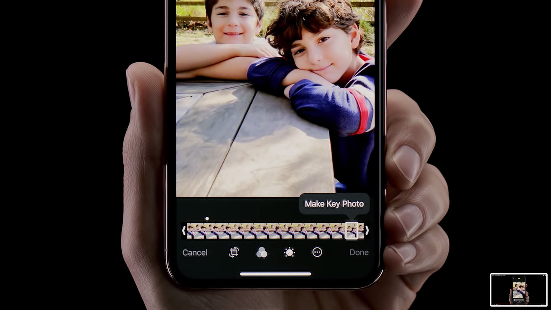 Apple Live Photos tutorial