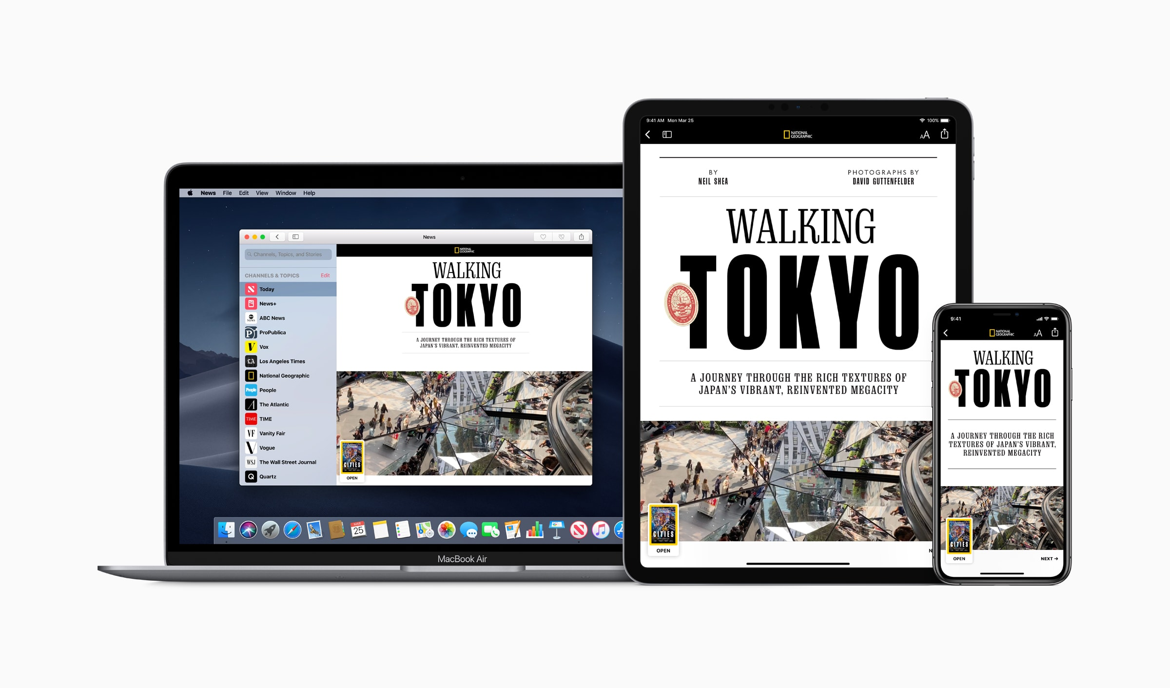 Apple News+ trial