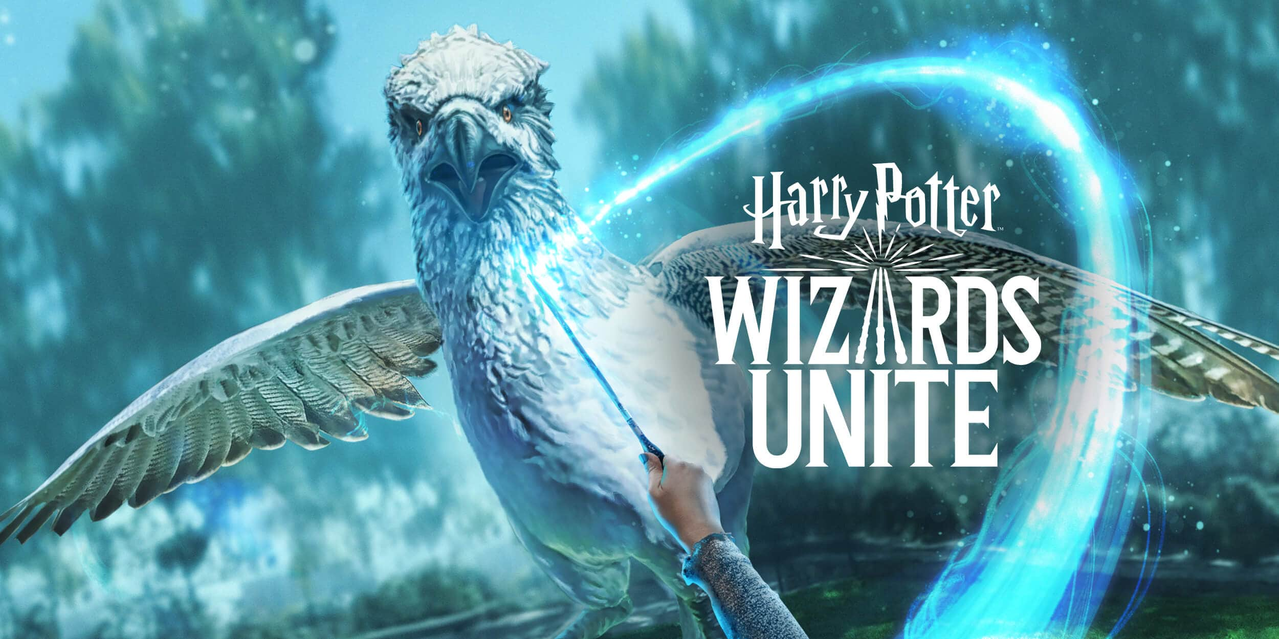 The first AR Harry Potter game promises spell casting in the real world
