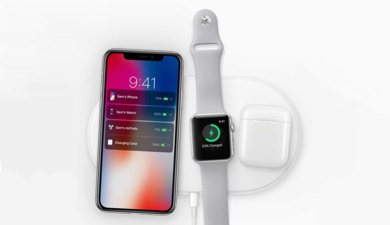An AirPods wireless charging case is expected to launch along with the AirPower charging mat.