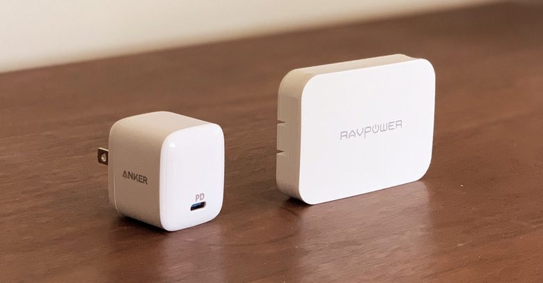 Anker PowerPort Atom PD 1 and RavPower PD Pioneer 45W review