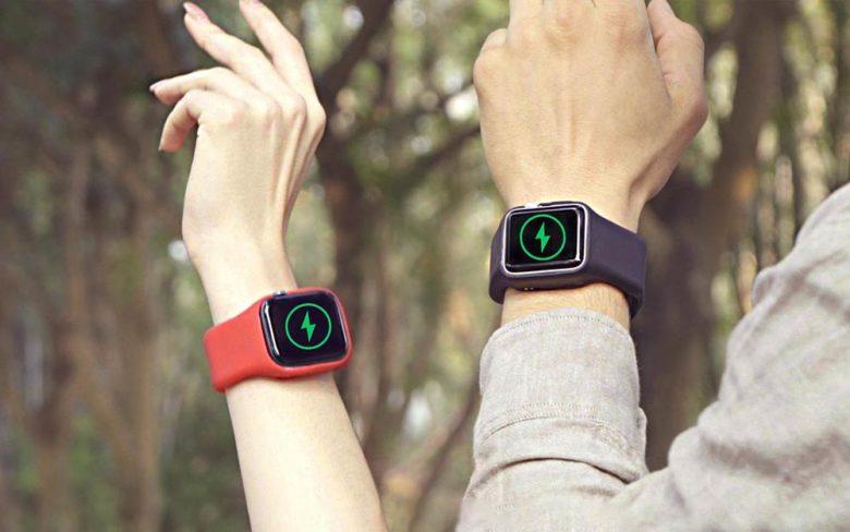 Apple Watch battery band
