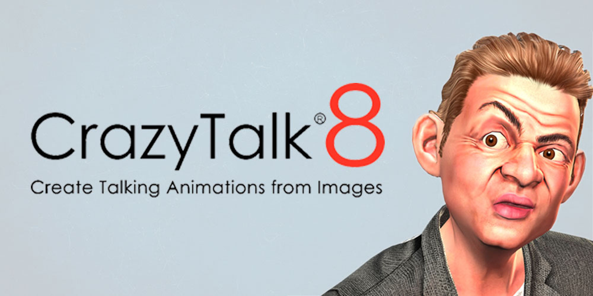 Easily turn any photo or graphic into a realistic, talking animations.