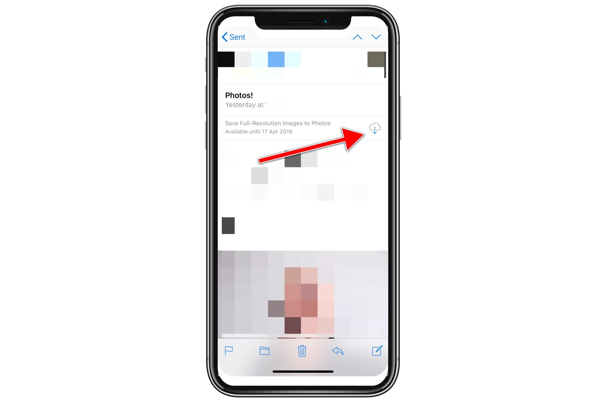 Add incoming Mail Drops straight to the Photos app.