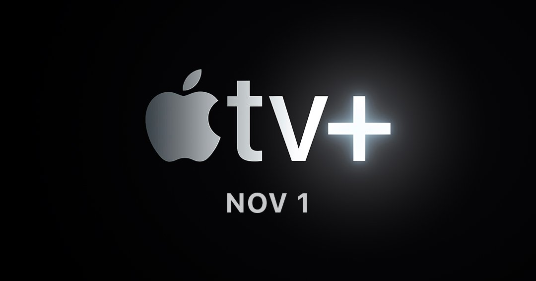 Watch out Netflix, here comes Apple TV+.