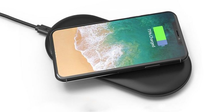 This low-profile, high-powered wireless charger is a great addition to any home or office.