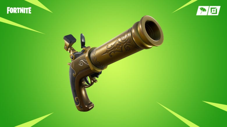 Fortnite Flint-Knock pistol