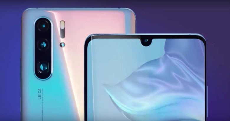 Huawei P30 Pro has three rear-facing cameras (four if you count the