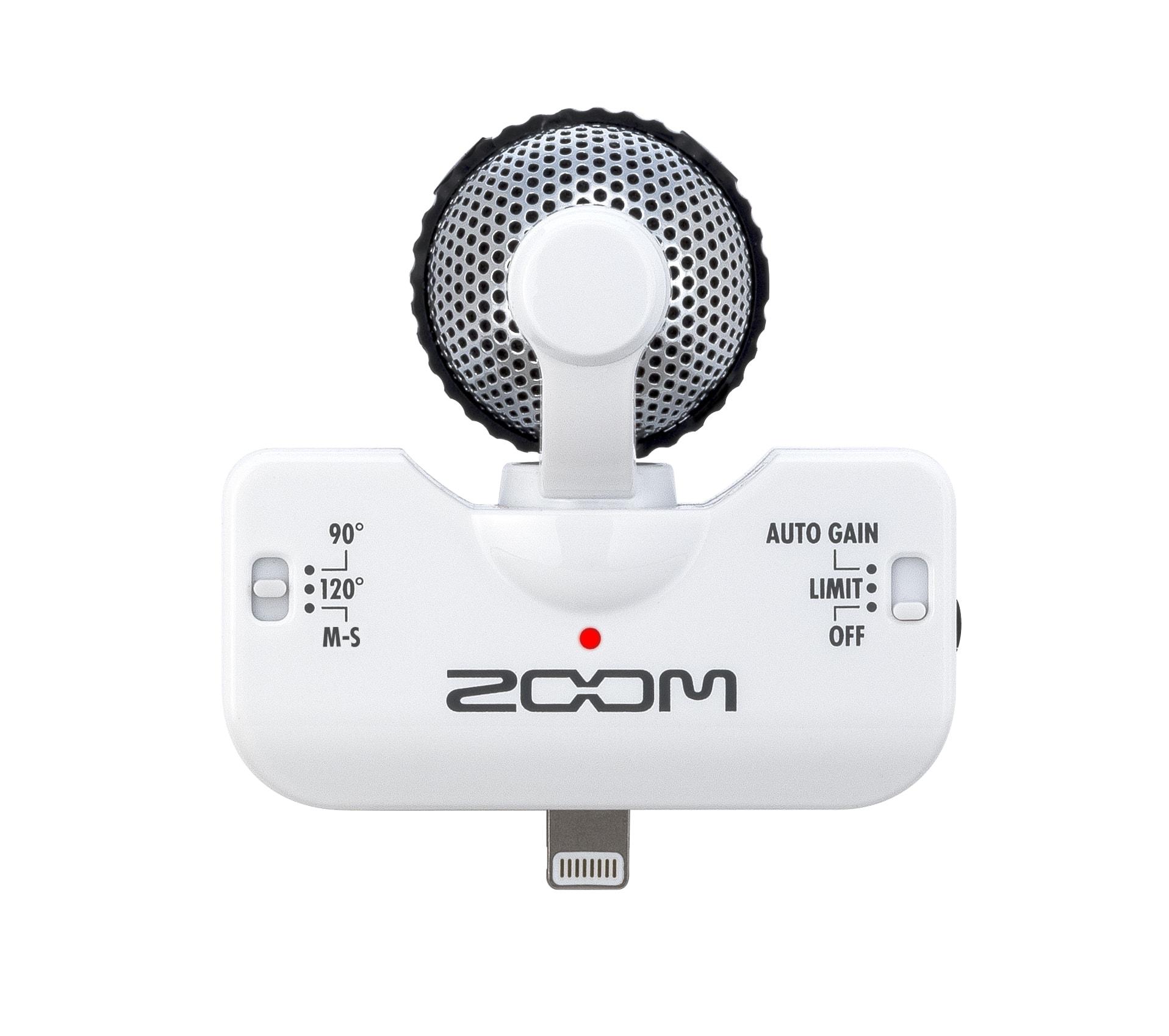 El iQ5 de Zoom es excelente y muy fácil de usar.