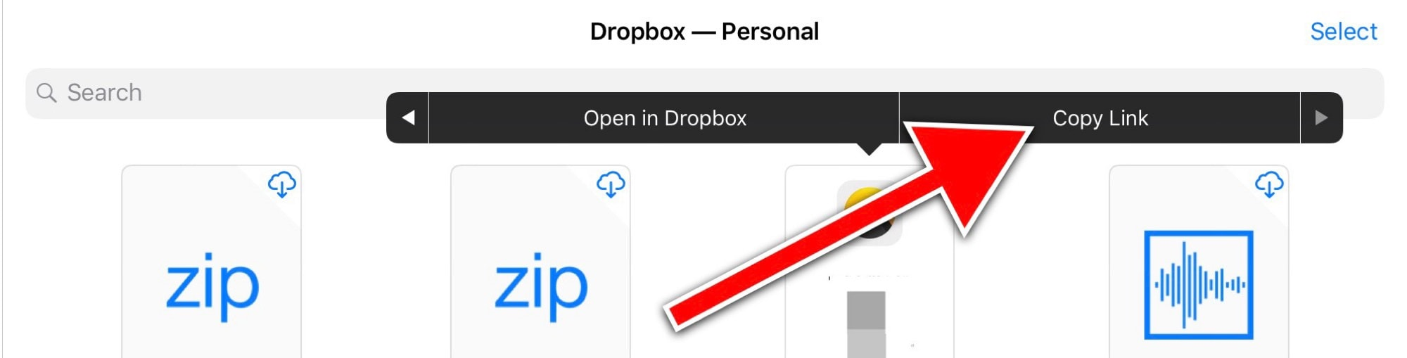 This is much easier if you use Dropbox.