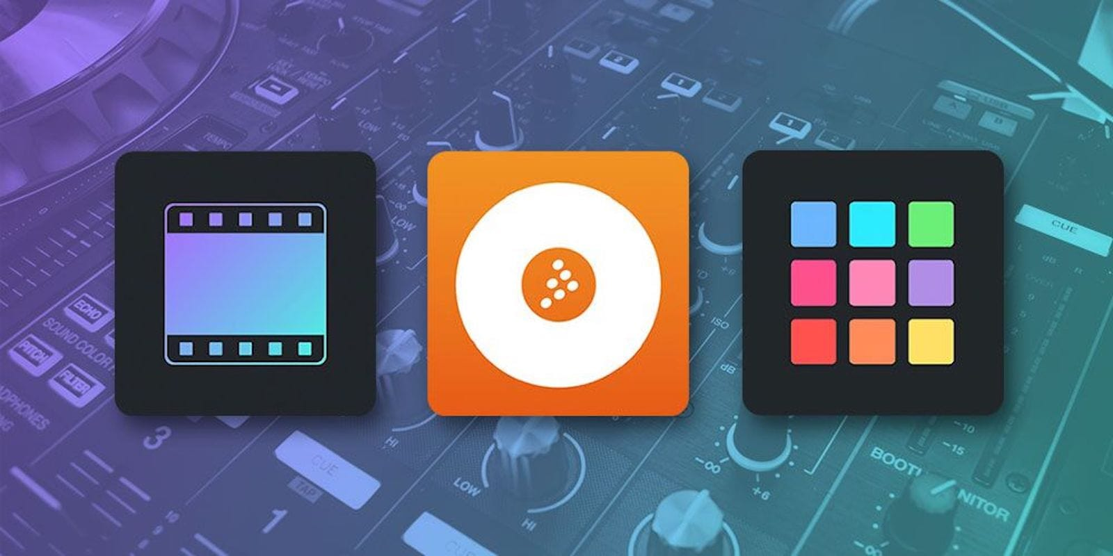 Between these three apps, you can become a creative powerhouse with audio and video.