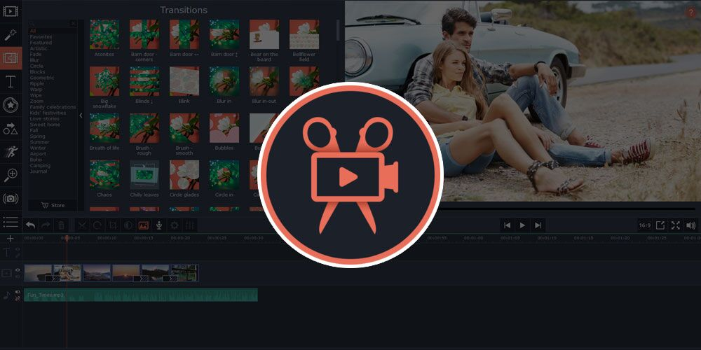 Get a fully loaded video editing toolkit for a fraction the price.