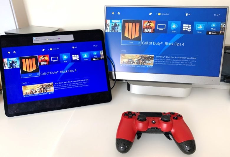 Sony brings official PS4 Remote Play to iPhone and iPad