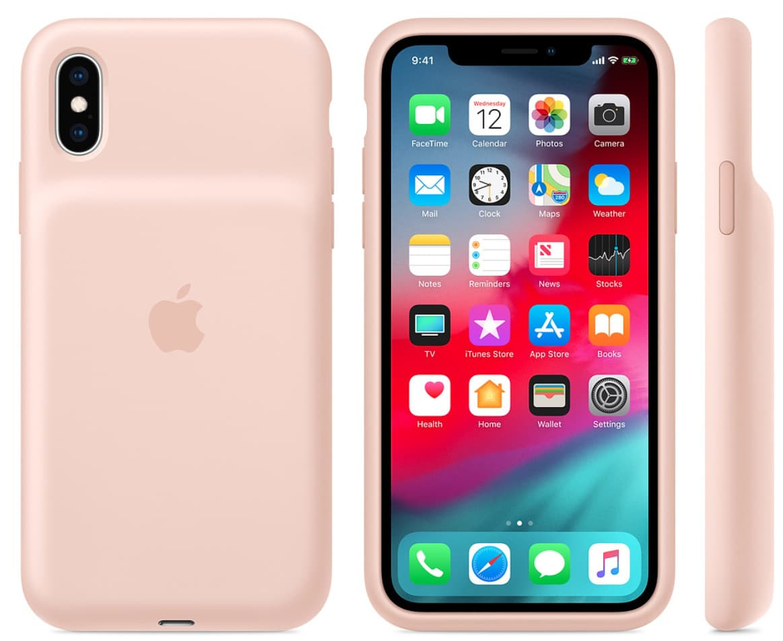Smart Battery Case pink sand