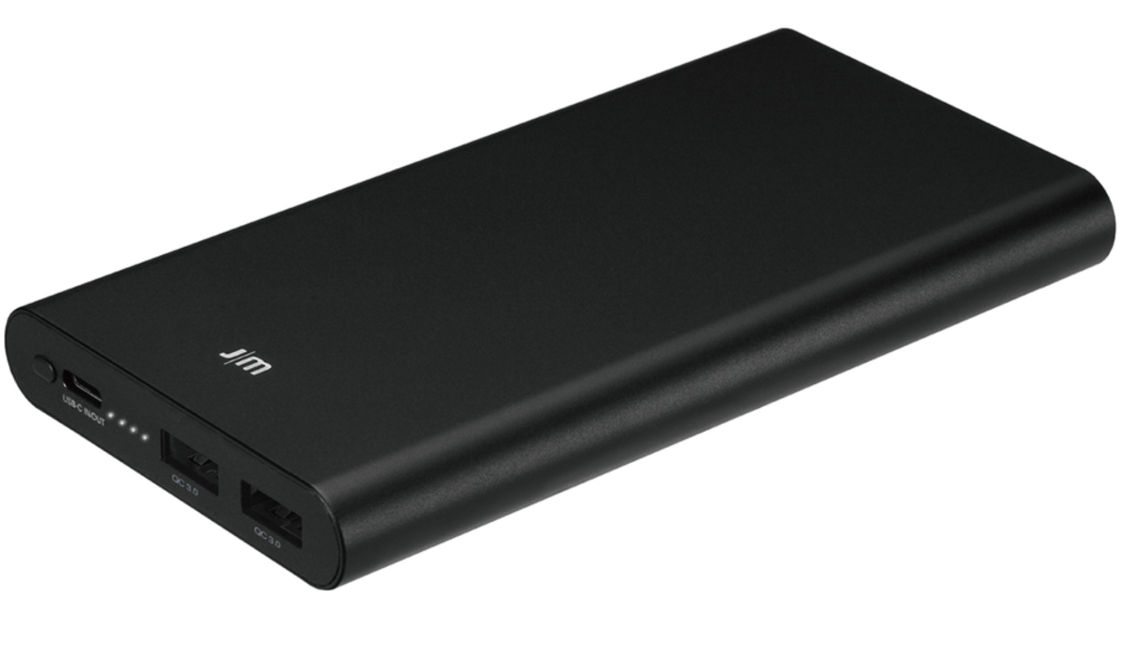 Never run out of power again with the mighty Gum Slim portable charger.