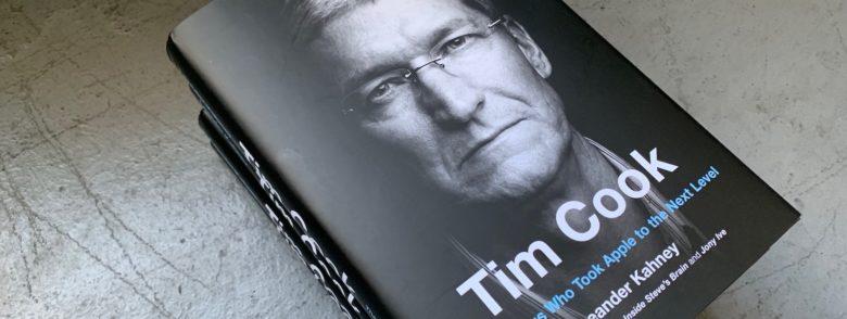 Tim Cook book