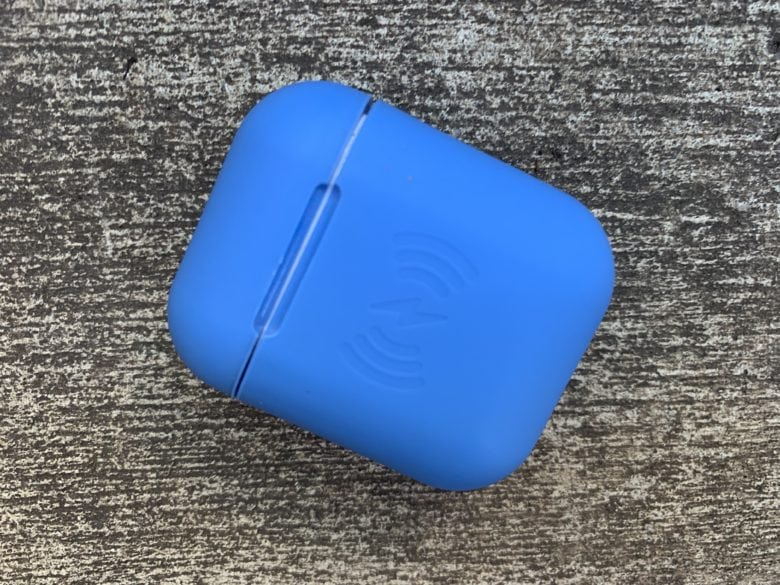 You can have wireless AirPods charging right now, if you must, with SliQ silicone AirPods case.