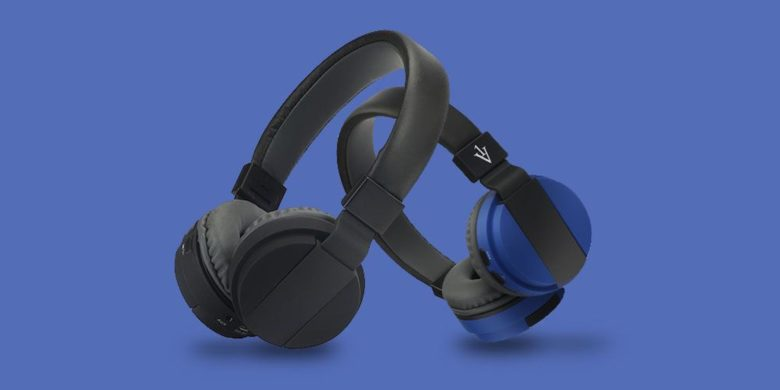 This set of Bluetooth headphones comes delivers great audio, long range, and a 6-hour battery life.