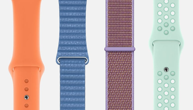 Apple Watch spring 2019