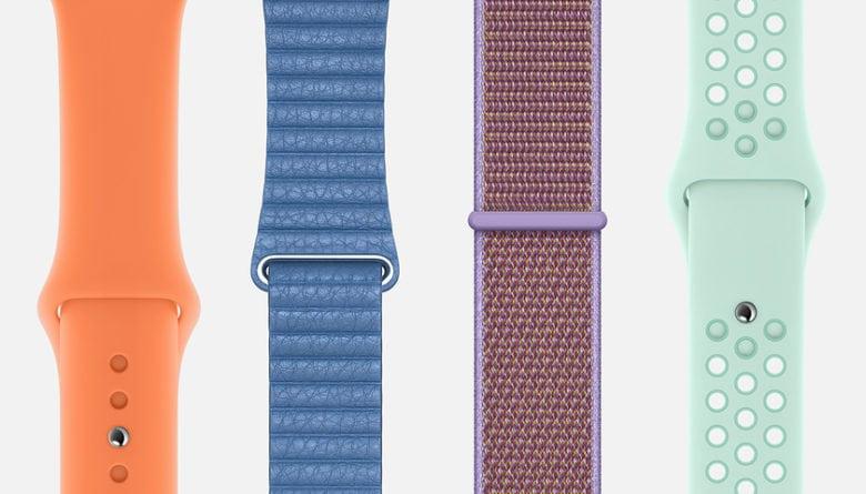 Apple Watch spring 2019