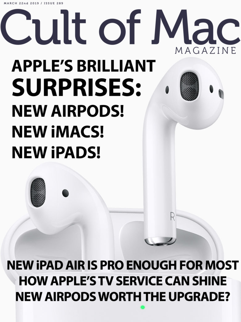 Apple's PR blitz for new AirPods, iPads and iMacs was more than just surprising - it was brilliant!