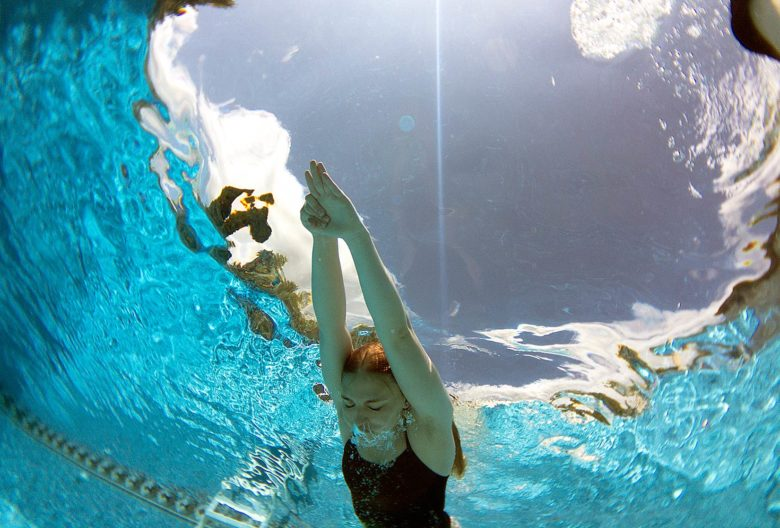 underwater iPhone photography