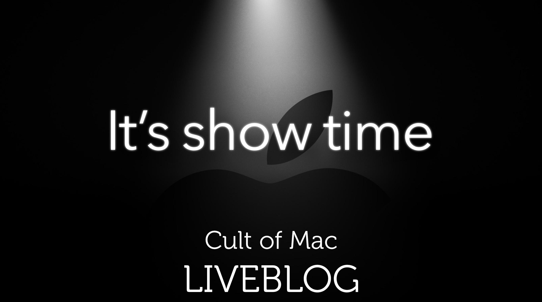 show time liveblog