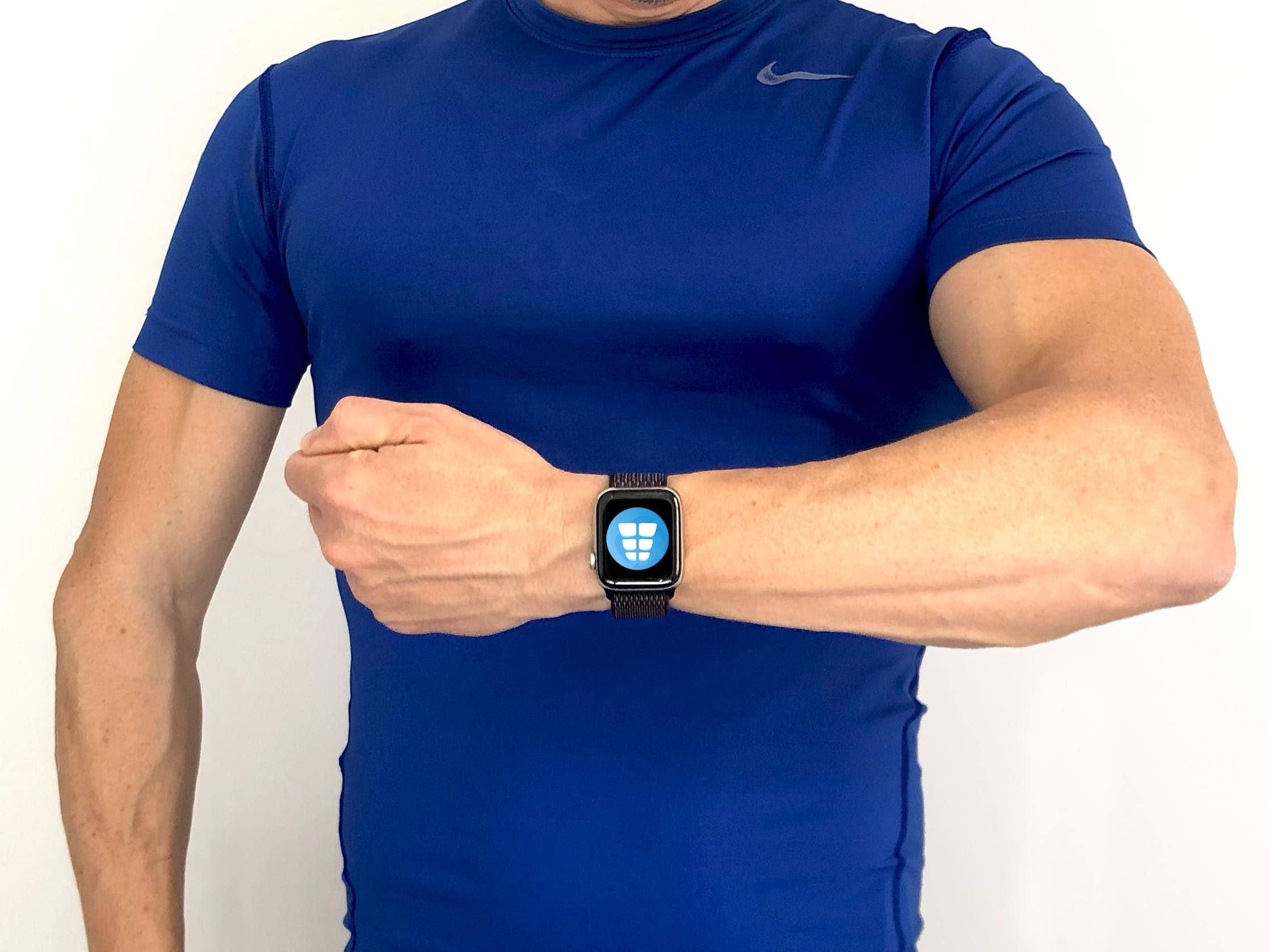 Want a more defined core? Your Apple Watch can help.