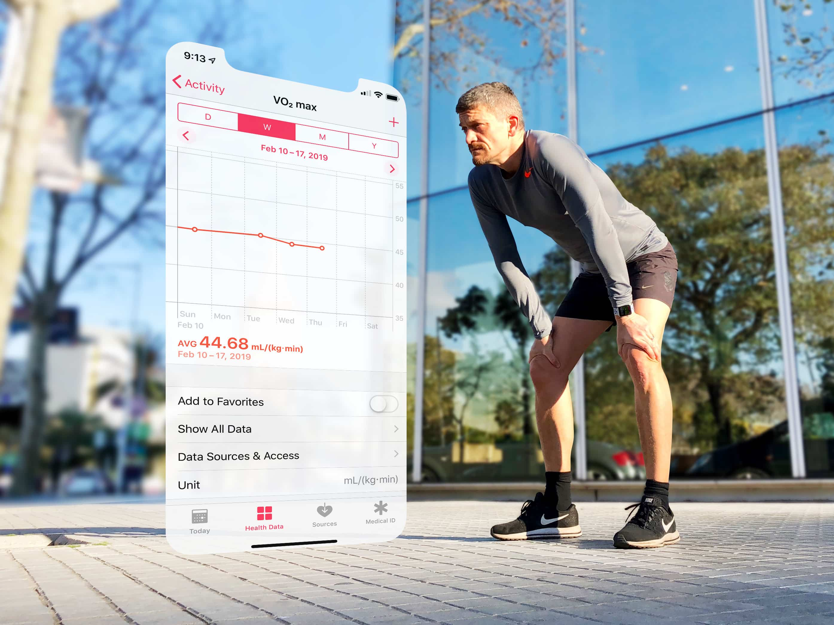 Find out where to find your VO2 max, a crucial fitness metric that's buried in your Health app.