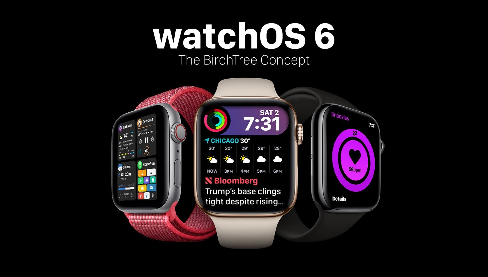 Apple Watch Series 6: what can we expect? - PhoneArena