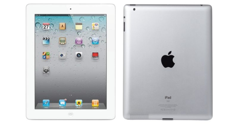iPad 2 is so old it doesn't have a Lightning port. And it has a single speaker.
