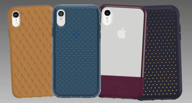 OtterBox Figura, Vue, Statement Series (felt) and Statement Series Moderne are available for your 2018 iPhone.