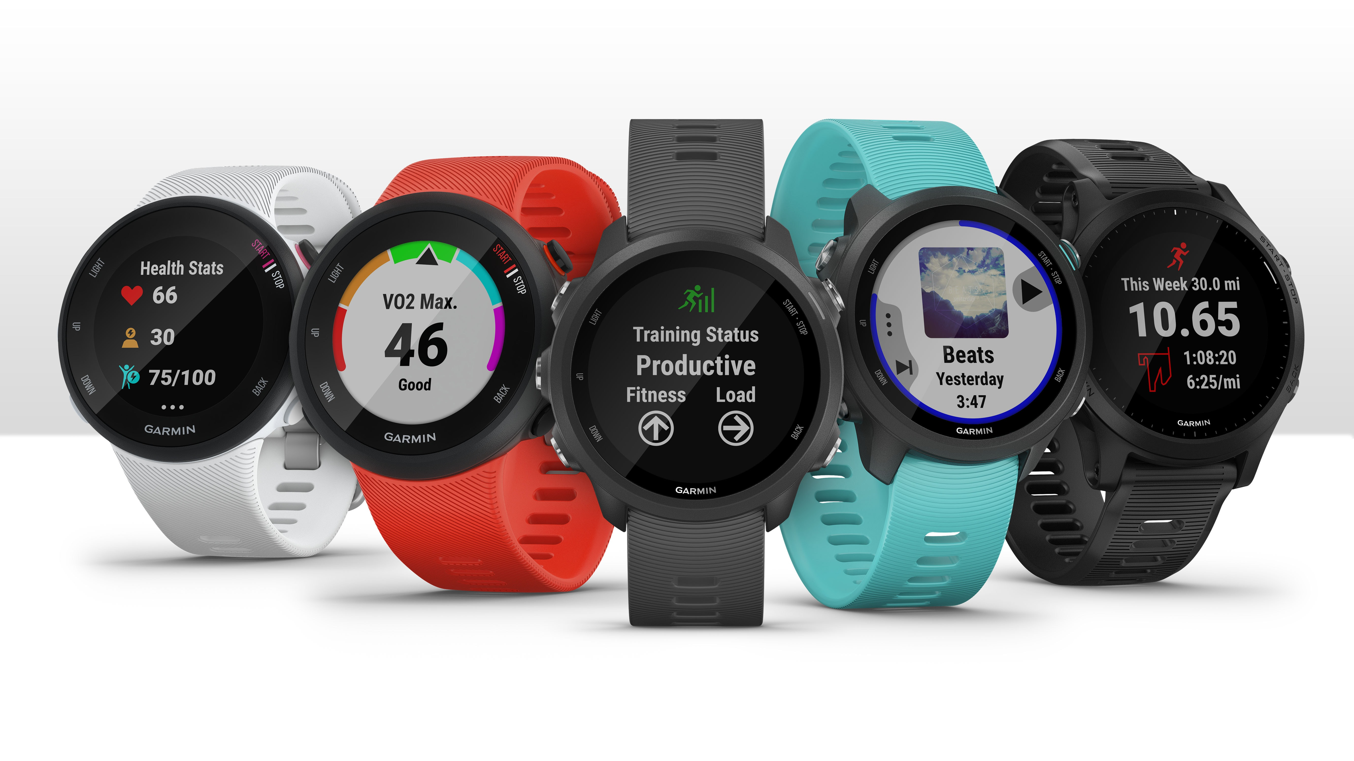 Garmin has a new watch at every price point.